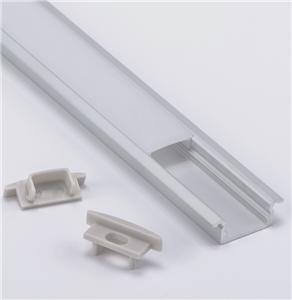 AR1 Recessed Led Aluminum Profile