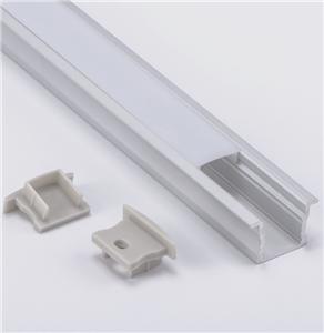 AR2 Recessed Led Aluminum Profile