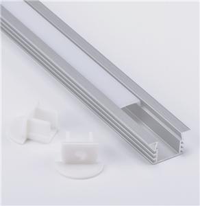 AR4 Recessed Led Aluminum Profile