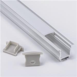 WR2 Recessed Led Aluminum Profile