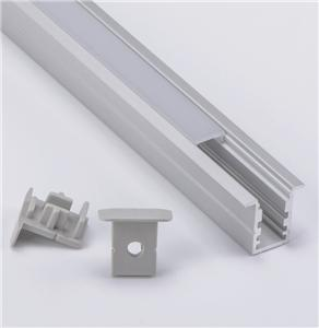 AR7 Recessed Led Aluminum Profile