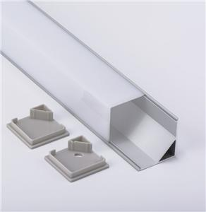 AC4 Corner Led Aluminum Profile