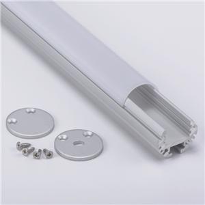ROUND24 Pendant Led Aluminum Profile