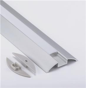 AR6 Floor Recessed Led Aluminum Profile
