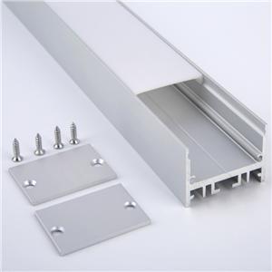 WN35-25 Led Aluminum Profile