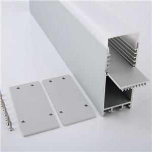 PU35 Led Aluminum Profile