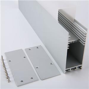 PUH35 Led Aluminum Profile