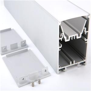 P50 Led Aluminum Profile