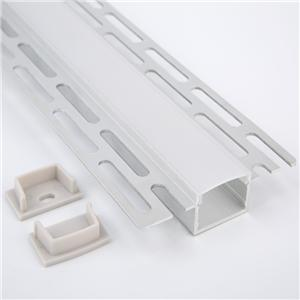 CT4 Trimless Led Aluminum Profile