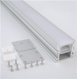 AF2 In-ground IP68 Led Aluminum Profile