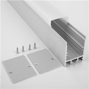 WU35 35mm U Type Led Aluminum Profile