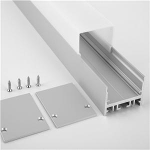 WUH35-25 Led Aluminum Profile