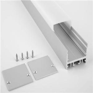 WU35-25 Led Aluminum Profile