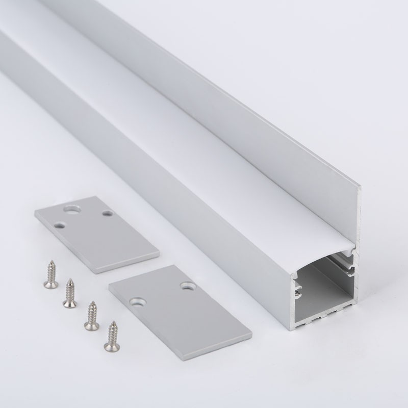 AT13 Surface Mount Led Aluminum Profile