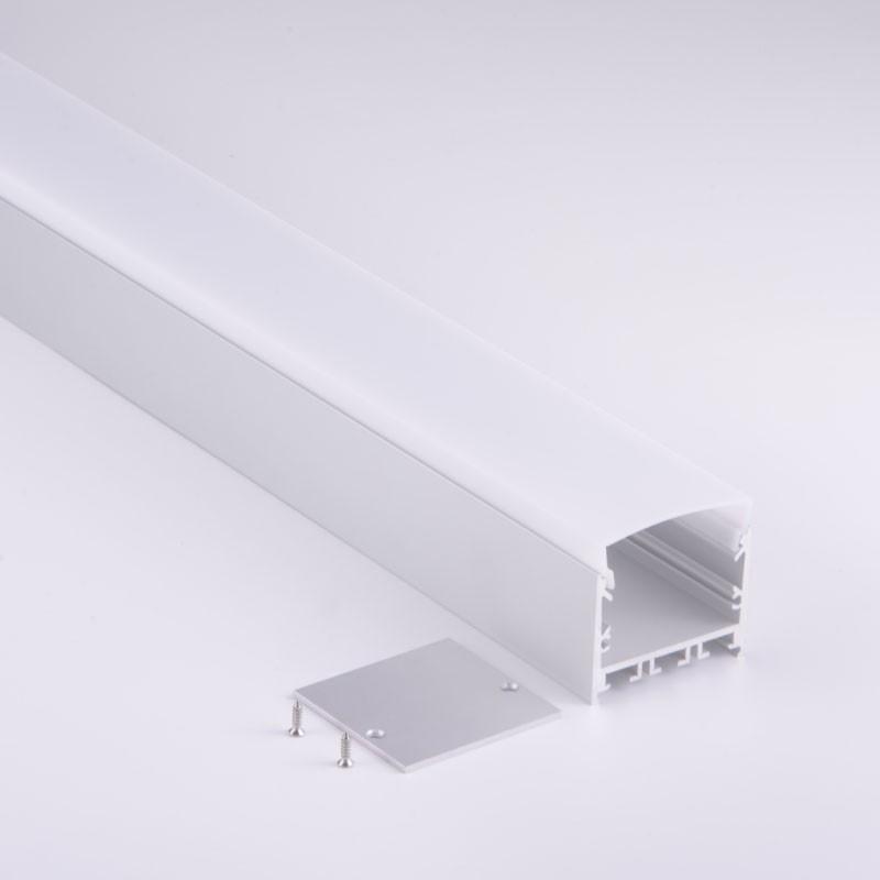 Perfil de aluminio LED EU50