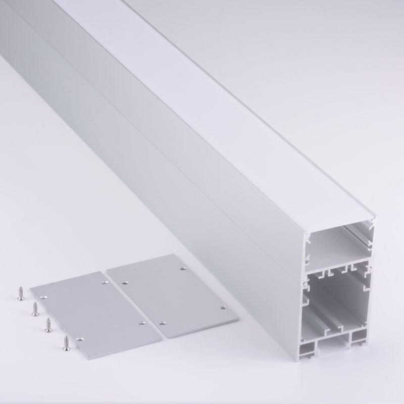 Perfil de aluminio LED EH50