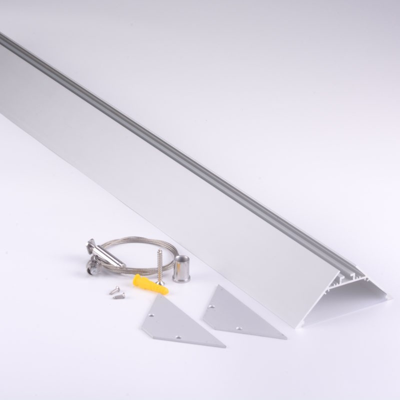 W91 Led Aluminum Profile