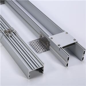 TR50 Trimless Led Aluminum Profile