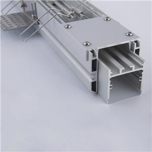TR35 Trimless Led Aluminum Profile