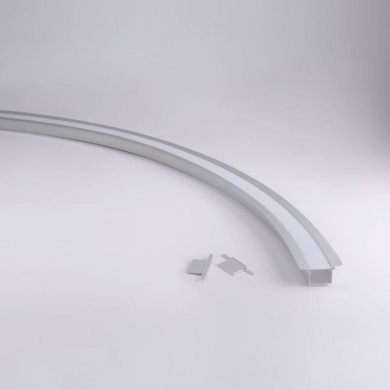 ER34 Curved Led Profile
