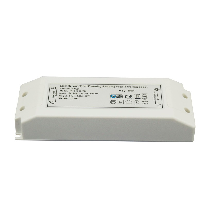 30W C.V. Triac Dimmable Driver