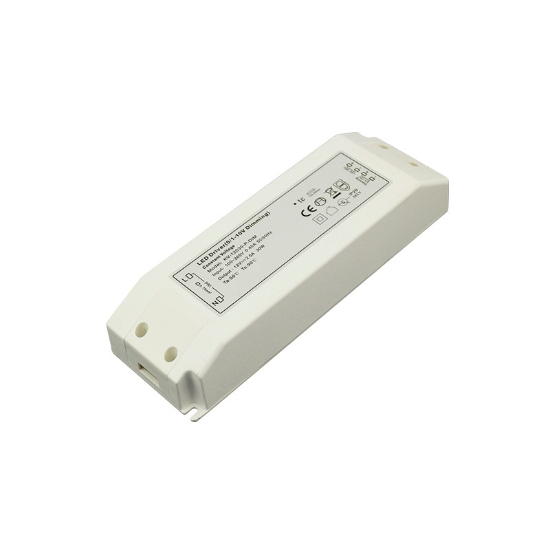 45W C.V. 0/1-10V Dimmable Driver