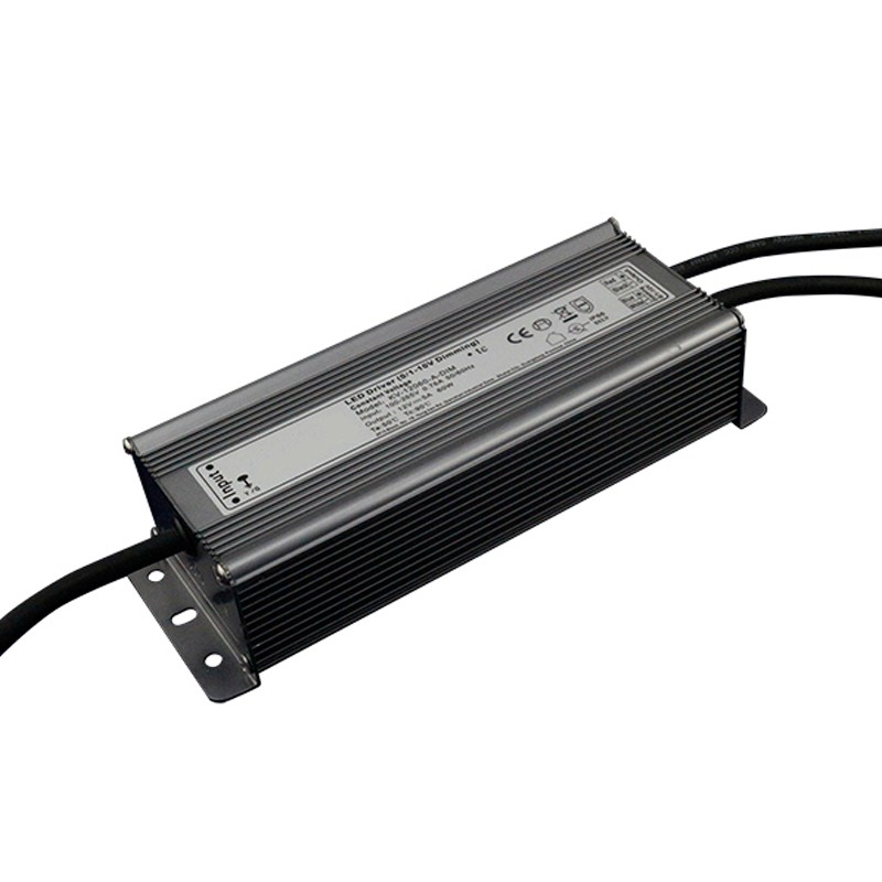 80W C.V. 0/1-10V Dimmable Driver