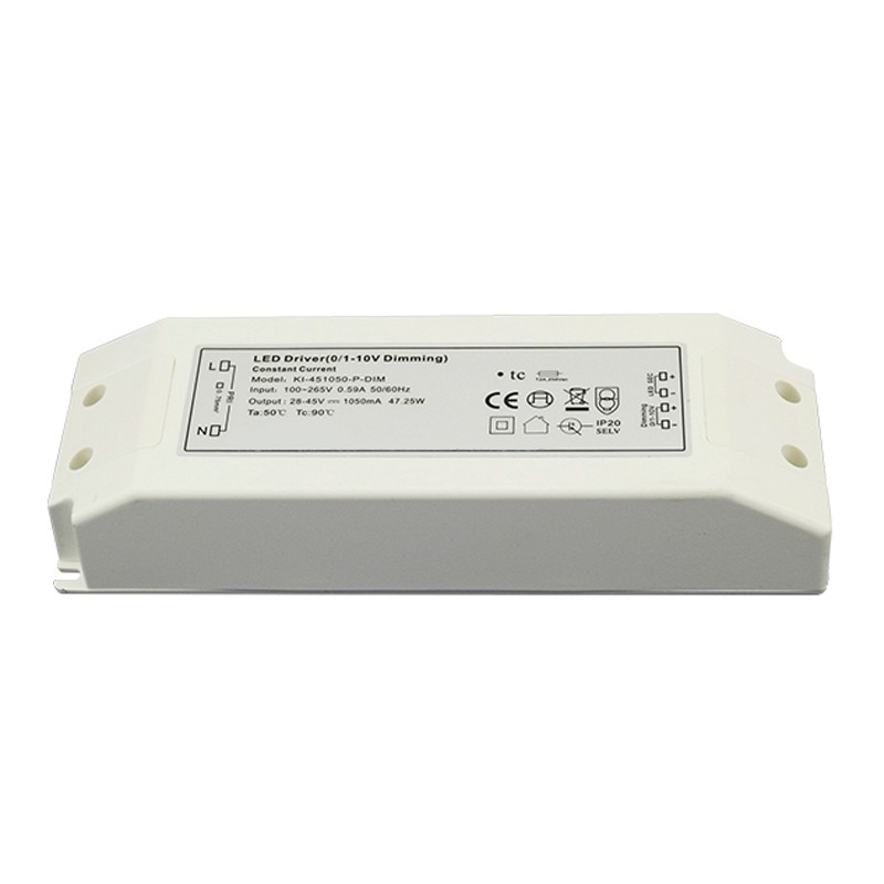 Controlador de 30W CV DALI regulable
