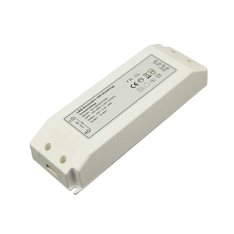 Controlador de 45W CV DALI regulable