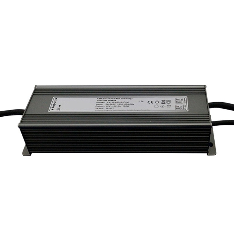 Excitador de 150W CV DALI Dimmable