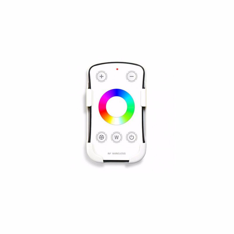 RGBW LED Controller With Colour Wheel - Compact Series