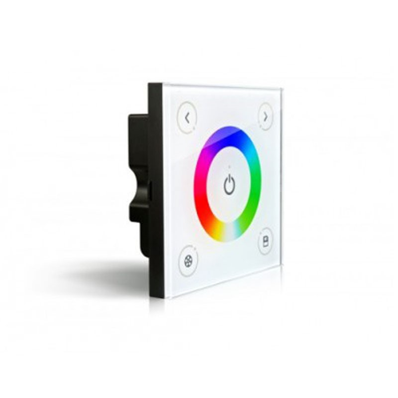 LED vægmonteret RGB controller - Single Zone - TOUCH Series
