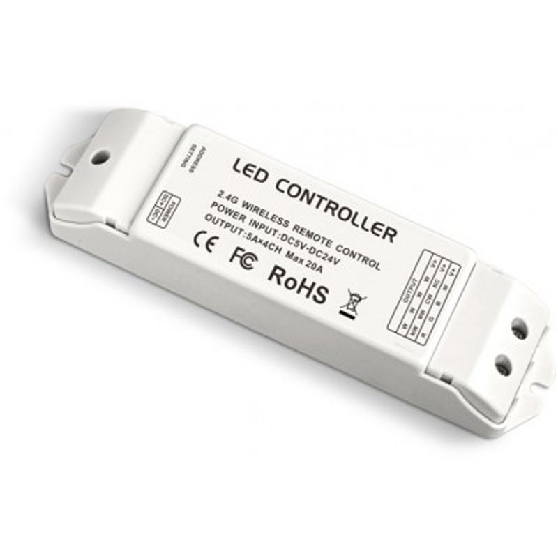 RGB Wireless Receiver - Constant Voltage Output