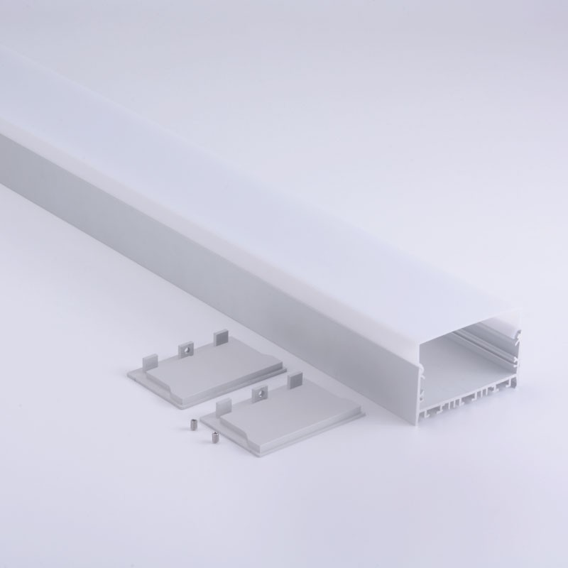 EU80 Led Aluminum Profile Manufacturers, EU80 Led Aluminum Profile Factory, Supply EU80 Led Aluminum Profile