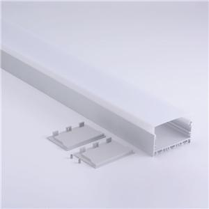 EU80 Led Aluminum Profile
