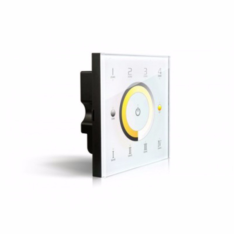 LED Colour Temperature Adjustable Controller Multi Zone TOUCH Series
