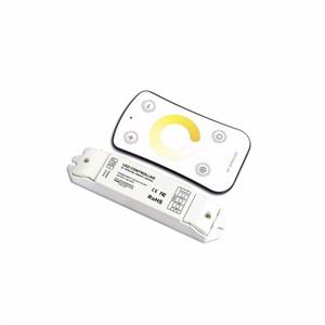 Colour Temperature Adjustable LED Strip RF Remote Controller