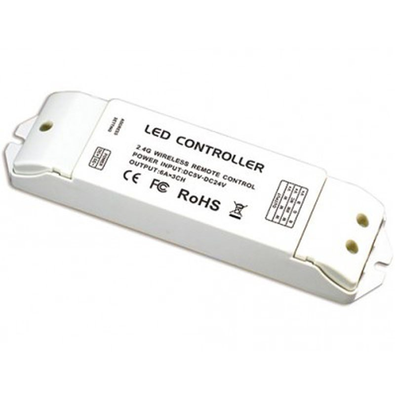 Single Color Constant Voltage Receiver