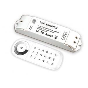 LED-lysstyring og fjernbetjening