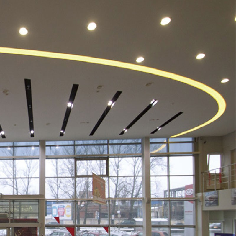 CR35 35mm wide Curved recessed led profile 49x37.5mm Manufacturers, CR35 35mm wide Curved recessed led profile 49x37.5mm Factory, Supply CR35 35mm wide Curved recessed led profile 49x37.5mm