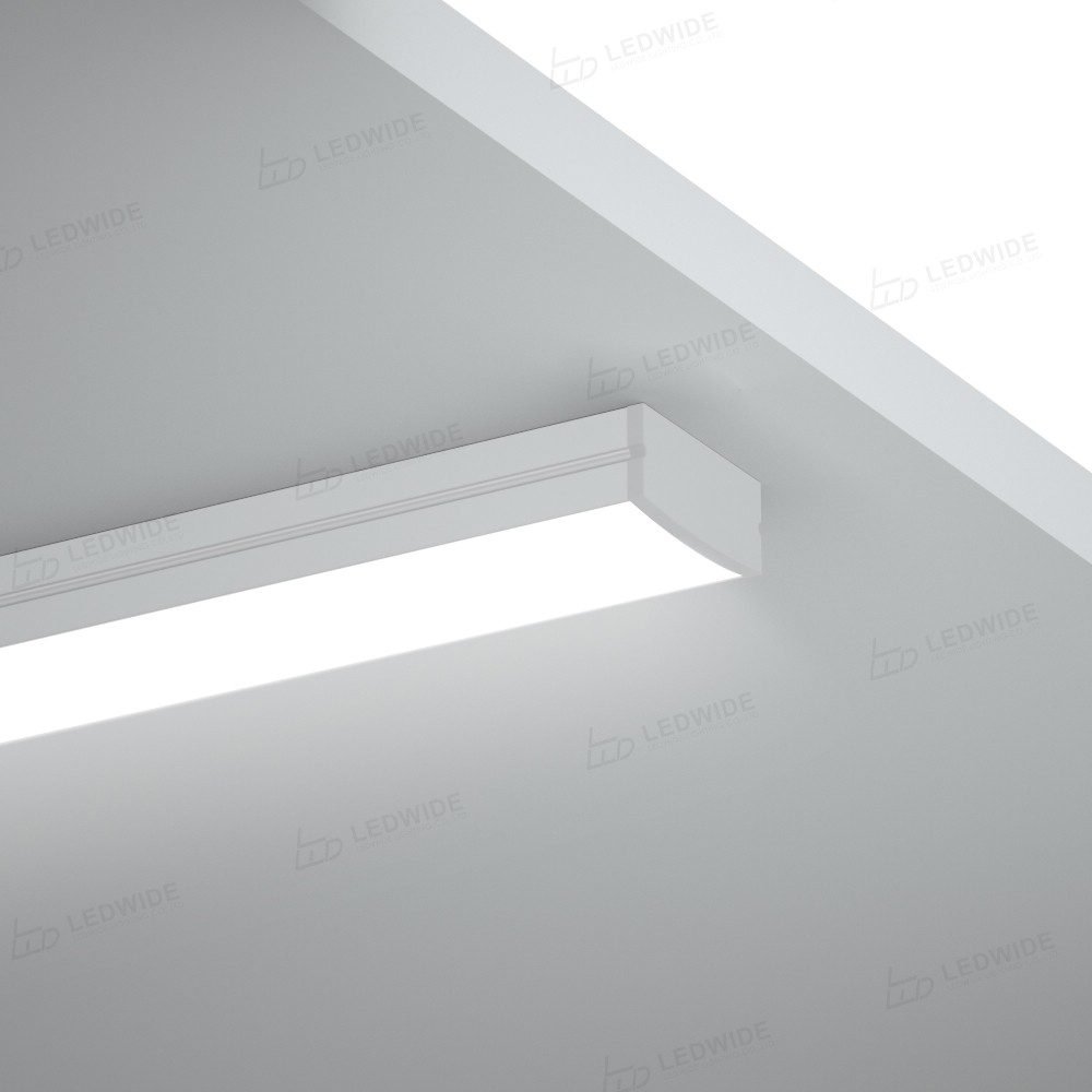 AS3 20mm wide slim led profile 23.5x11mm Manufacturers, AS3 20mm wide slim led profile 23.5x11mm Factory, Supply AS3 20mm wide slim led profile 23.5x11mm