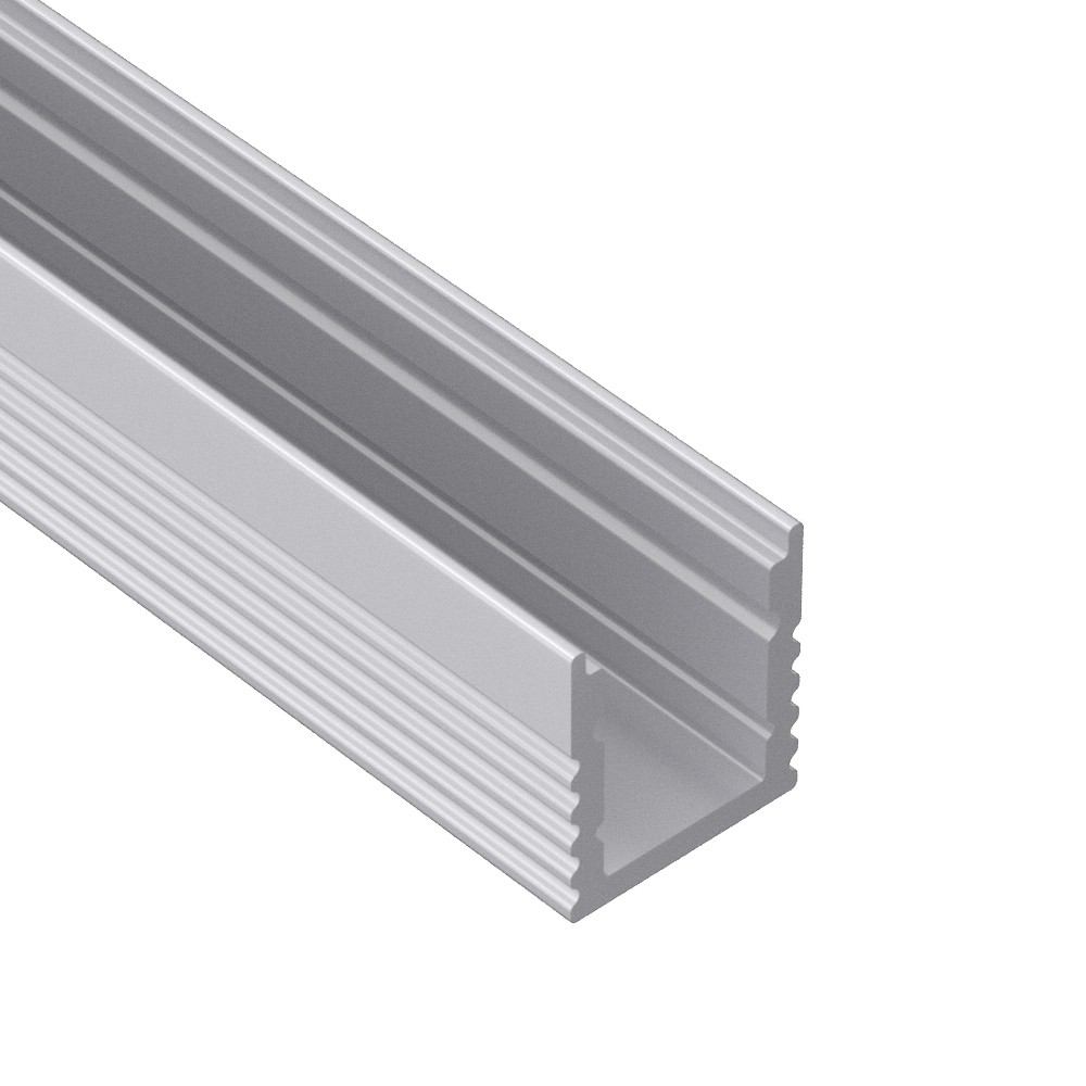 AS9 Extra slim surface install led profile light 8x9mm