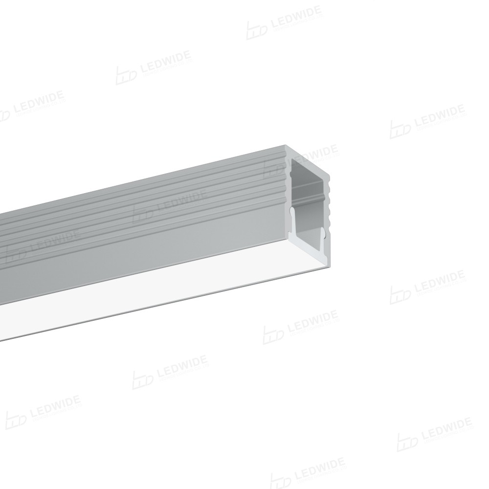 AS9 Extra slim surface install led profile light 8x9mm Manufacturers, AS9 Extra slim surface install led profile light 8x9mm Factory, Supply AS9 Extra slim surface install led profile light 8x9mm