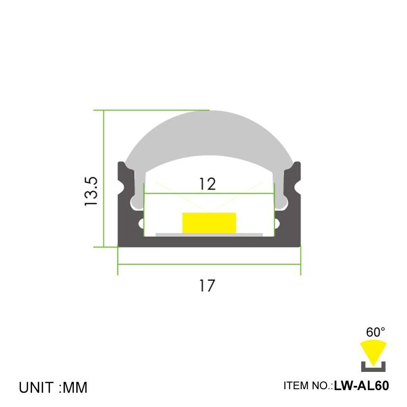 Køb AL60 60 ° linse 13,5x17mm. AL60 60 ° linse 13,5x17mm priser. AL60 60 ° linse 13,5x17mm mærker. AL60 60 ° linse 13,5x17mm Producent. AL60 60 ° linse 13,5x17mm Citater.  AL60 60 ° linse 13,5x17mm Company.