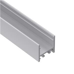 US20 Surface square led profile 20x20mm