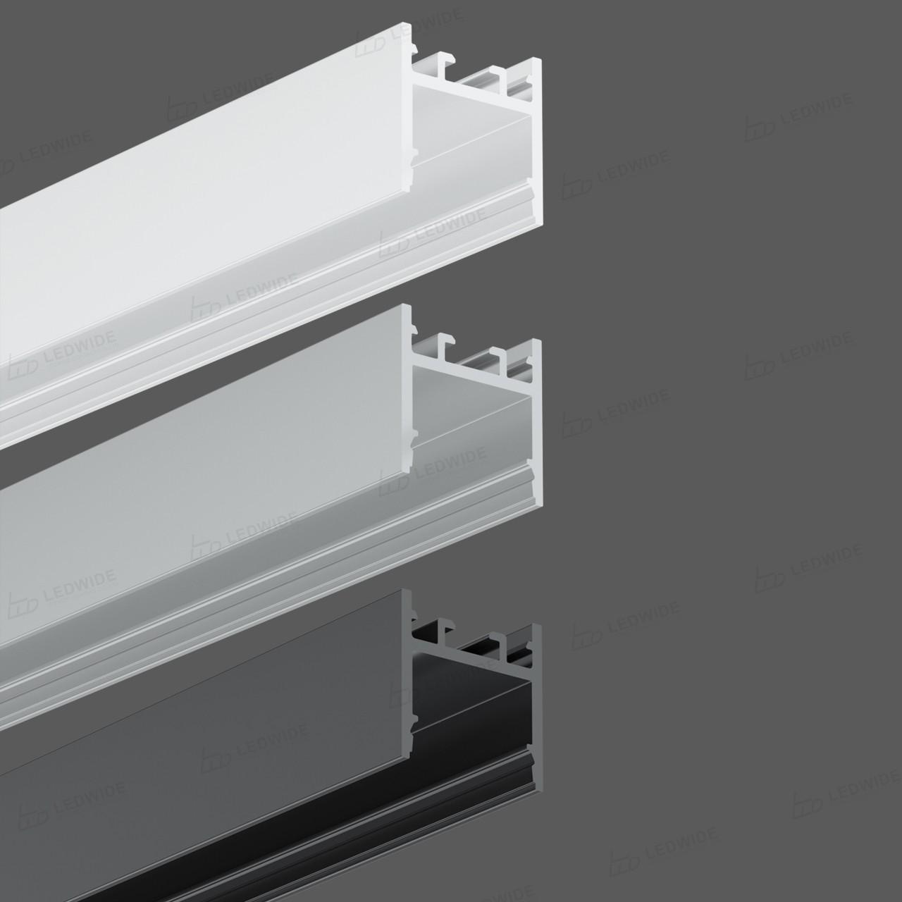 US20 Surface square led profile 20x20mm Manufacturers, US20 Surface square led profile 20x20mm Factory, Supply US20 Surface square led profile 20x20mm
