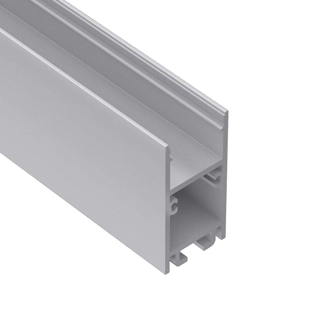 U20 Surface Mount Led Aluminum Profile