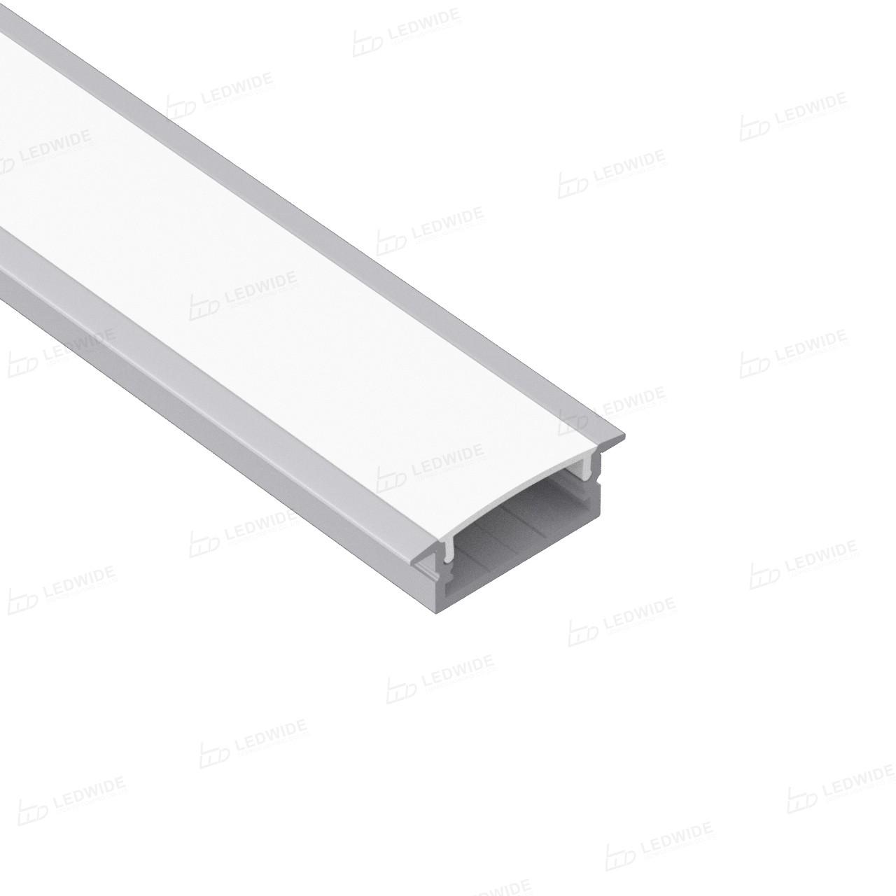Køb AR3 rabat aluminiumsprofil og diffusor med