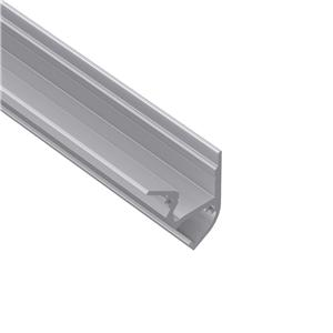 AW7 Wall washing recessed aluminum led channel with mounting clip 37x25mm