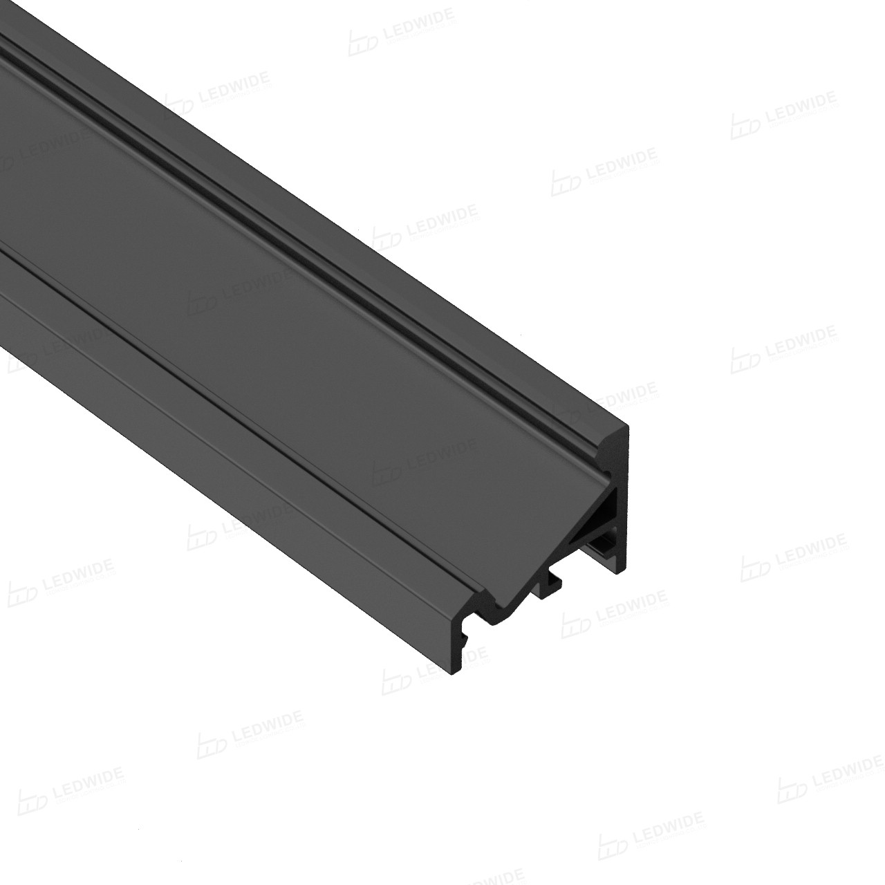 AV2 Corner 30°/60°aluminum surface mounting profile 20x16mm Manufacturers, AV2 Corner 30°/60°aluminum surface mounting profile 20x16mm Factory, Supply AV2 Corner 30°/60°aluminum surface mounting profile 20x16mm